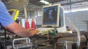 Lamplan scanning